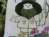 Mafalda cumple años ahora zapatista)