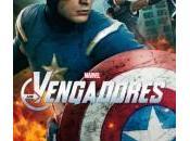 Versión español últimos pósters Vengadores