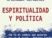 Presentación libro Espiritualidad Política Barcelona marzo