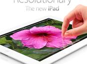 "Apple presenta nueva tableta llama nuevo iPad"""