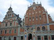 Riga, capital Letonia