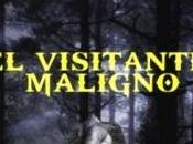 Visitante Maligno, novela suspense terror