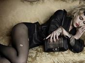 imágenes Alice Dellal tomadas Karl Lagerfeld para Chanel