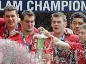 Homenaje gales, campeon grand slam 2012