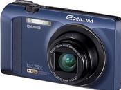 Casio Exilim EX-ZR200, destaca rapidez sacando fotos