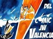 Cartel anuncio Salón Cómic Valencia