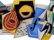 Google Doodle honor Juan Gris