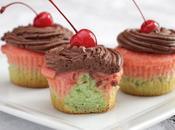 Cupcakes Espumoso Italiano