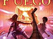 Literatura trono Fuego, Rick Riordan