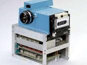 Primera cámara digital portátil (Kodak)