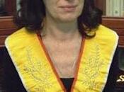 Nieves Bayo Gran Maestra electa Logia Simbólica Española