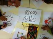 LLEGADO PRIMAVERA CLASE: decorandola dibujos...