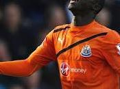 Newcastle vence WBA( 1-3) goles Demba Cisse