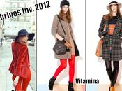 Abrigos moda invierno 2012