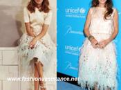 "Olivia Palermo Sarah Jessica Parker, girls"" mismo vestido Louis Vuitton"