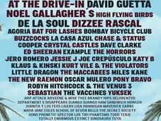 Dylan estará 2012 junto Noel Gallagher Florence Machine